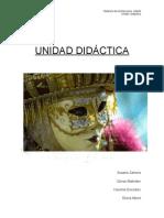 Unidad didáctica el carnaval