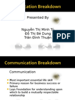 85235698-Communication-Breakdown.ppt