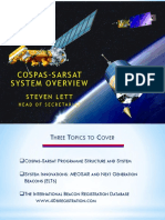 Cospas Sarsat System Overview Steven Lett 09022016