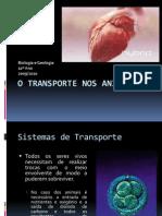 (7) Biologia e Geologia - 10º Ano - O Transporte nos animais