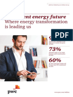 PWC Global Power Utilities Survey