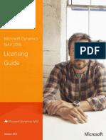 Nav 2016 Licensing Guide