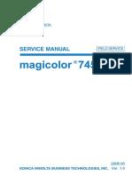 7450 Field Service