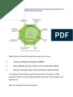5G KPIs