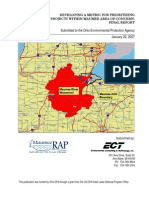 Prioritization of Implementation Projects for the Maumee River Area of Concern
