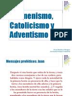 Ecumenismo catolicismo y adventismo.pdf