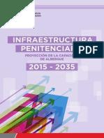 Infraestructura-Penitenciaria 2015 - 2035 - MINJUS