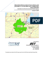 Maumee River Area of Concern's Organizational Self Evaluation Project