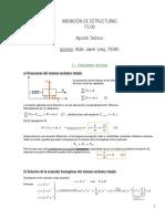 Apunte Tecnico - Amortiguamiento Viscoso - ADAN JAVIER