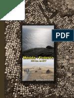 Merida - Fisterra, 900 Km. en BTT (via de La Plata y Camino de Santiago y Fisterra-2006)