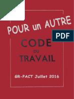 Textes de l'Autre Code (Juillet 16)