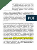 Exigência de Acervo Técnico de Parcelas Significativas e Relevantes