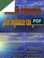 C8 EPR - indicatii si contraindicatii.ppt