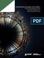 Designing Global Skylines Brochure
