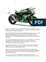 Kawasaki Product Design