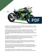 Kawasaki Product Design