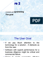 Chapter 1 VisualProgramming