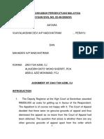 Final Judgment Vijayalaksmi Nadchatiram