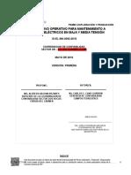 IO MANTTO A MOTORES ELEC EN BAJA Y MEDIA TENSION version 1 26 Mayo 2016.....docx