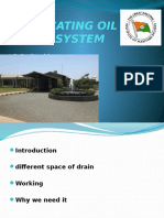 Lub Oil Drain System