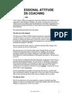 Dick A Professional Attitude Towards Coaching.pdf