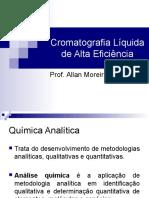 Cromatografia Líquida de Alta Eficiência - Completo.ppt
