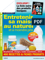 60 M Conso - Avril 2016 - Pdts Entretien