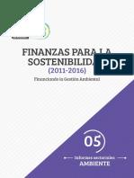 Finanzas Para La Sostenibilidad