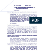 11. Banco Filipino vs Navaroo