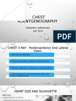 Chest Roentgenography Pediatric