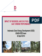04 Usaid Mark Biodiesel Use in Gas Turbines