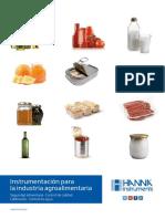 Equipos Hanna Para La Industria Alimentaria