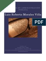 0. Portafolio de Luis Roberto Morales Villa