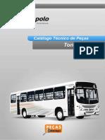 Catálogo de Peças Torino G6