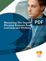 Business Impact Study
