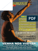 Folheto Sulfite 90g 74x100 4x0 - IGREJA