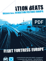 Migration Beats - Rassismus.Migration.Festung Europa