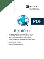 Relatório AEDG