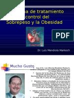 Programa Del Tratamiento Del Sobrepso - Obesidad