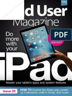 iPad User Magazine 25 - 2016 UK