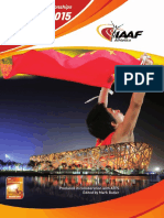 IAAF World Championships Beijing 2015