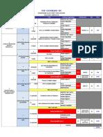 CP38 - Cronograma de Actividades y Evaluaciones 2016-1 Mod1