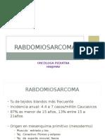 Rab Do Mio Sarcoma