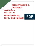 Don Bradman (3)