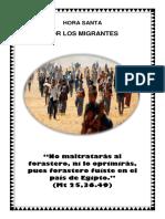 Hora Santa Por Los Migrantes