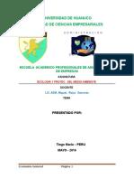 Las 8 Subregiones de Pulgar Vidal