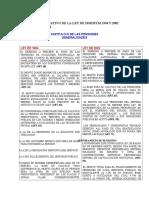 Cuadro Comparativo de La Ley de Issemym 1994 y 2002 Sobre Pensiones