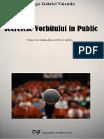 Secretele Vorbitului in Public.