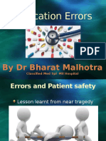 Medication Errors 19 Sep15