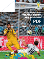 Technical Report and Statistics 2014 FIFA World Cup Brazil™